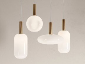 Opal Lampshades