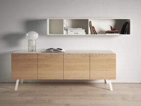 Loop E Sideboard and Shelf