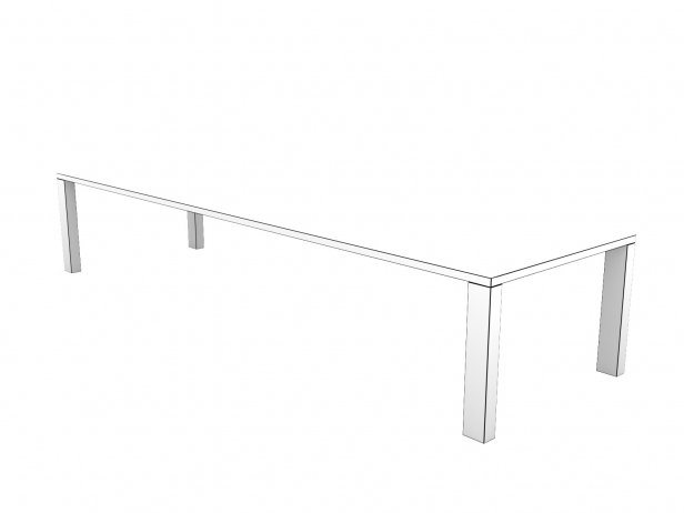 DS-777 Dining Table Composite 10
