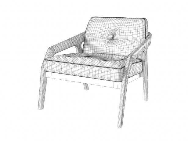 Friday Lounge Chair 7