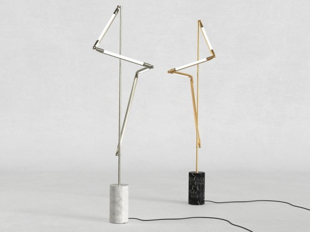 Helix Floor Lamp 1