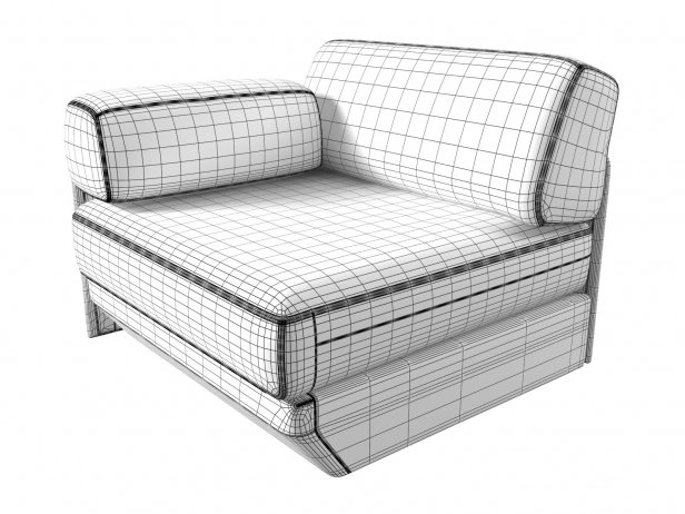 DS-76 3-Seater Sofa & Modules 10