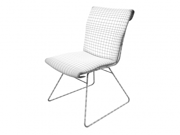 DS-515 Chair without Armrests 7