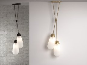 Lariat 2 Pendant Lamp