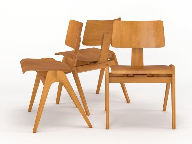 Hille Stak Chair 2