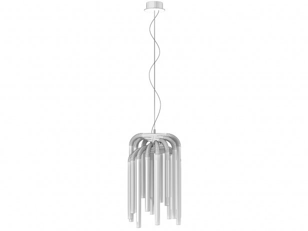 Pipes Suspension Lamp 5