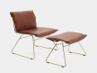DS-515 Lounge without Armrests 2