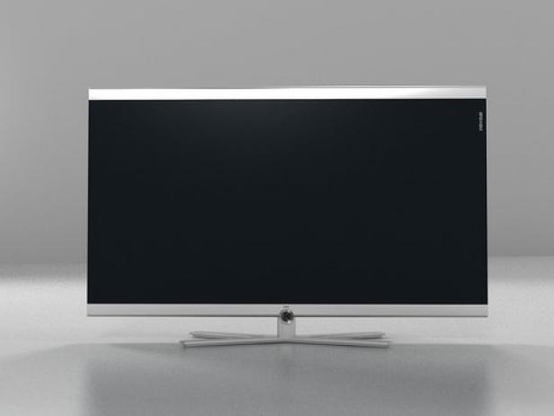tv individual 52 compose 3d model loewe. Black Bedroom Furniture Sets. Home Design Ideas