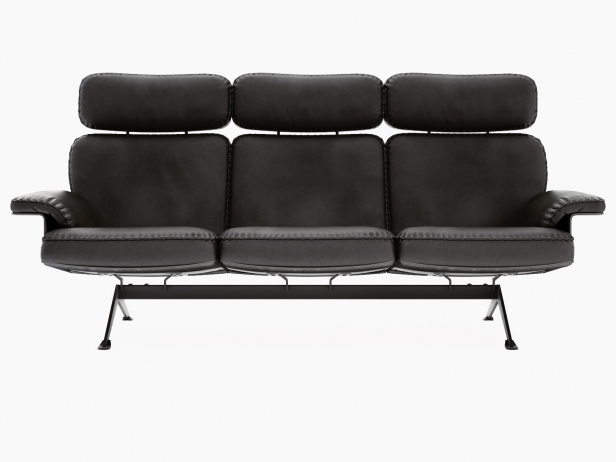 DS-31/113 3-Seater Sofa High Back 1