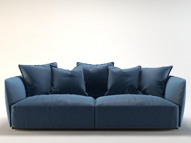 Blow 2-Seater Sofa 1