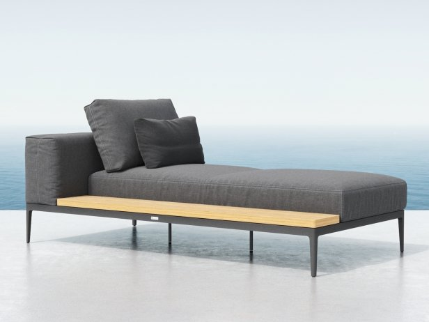 Outdoor Chaise Lounge 4