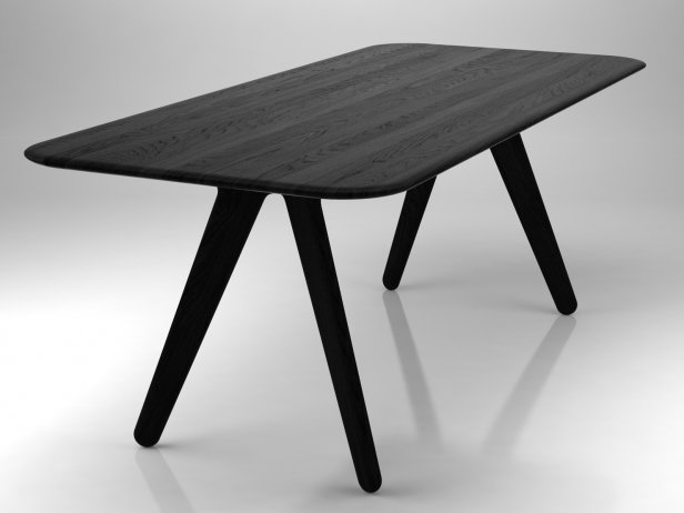 Slab Dining Table 8