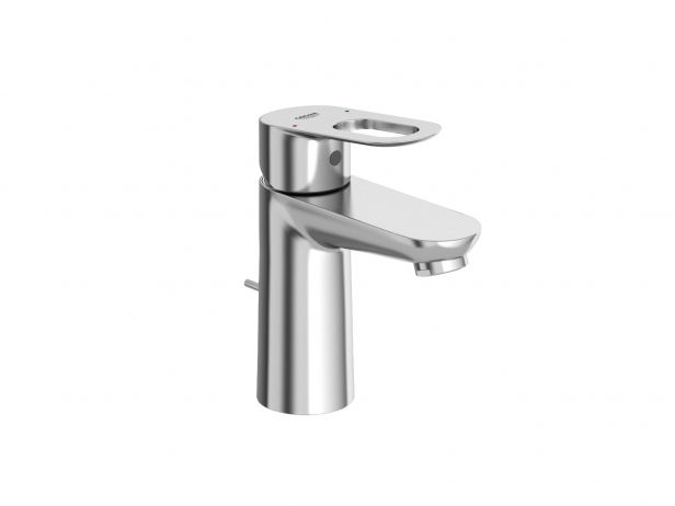 Bau Wall-hung Basin 65 Set 4