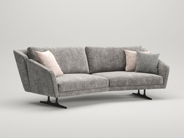 Nikita 3-Seater Special Sofa 1