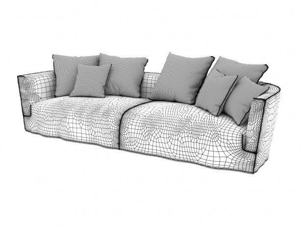 Lov Trend 3-Seater Sofa 2