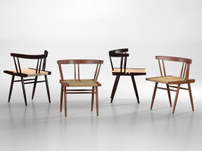 Grass Seated Chairs