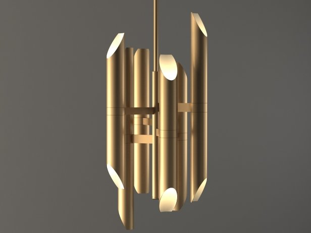 Shard Pendant Lamp 3