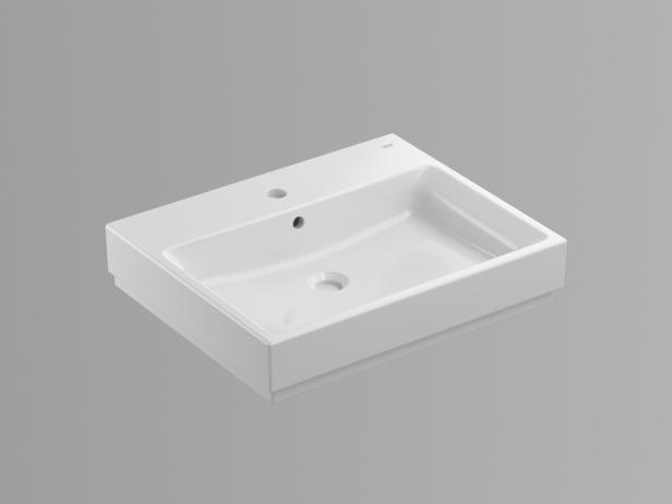 Cube Countertop Basin 60 Set 6