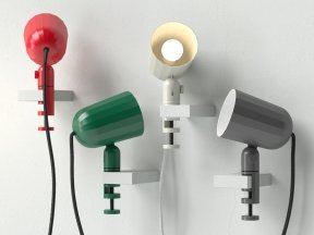 Noc Clamp Lamp
