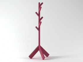 Fracture Furniture - Coatstand FE3