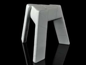 Fracture Furniture - Chair FE2A