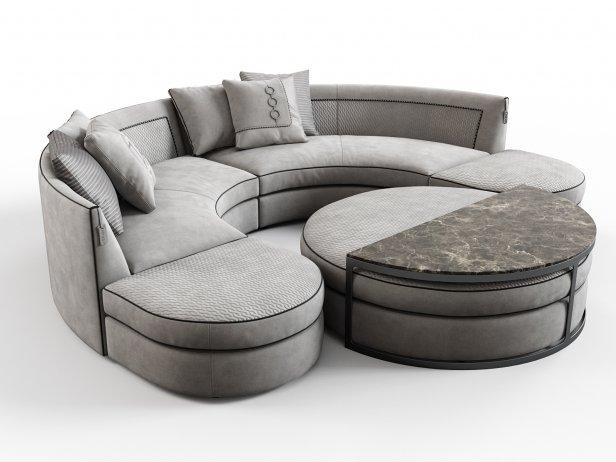 Borromeo Modular Sofa 2
