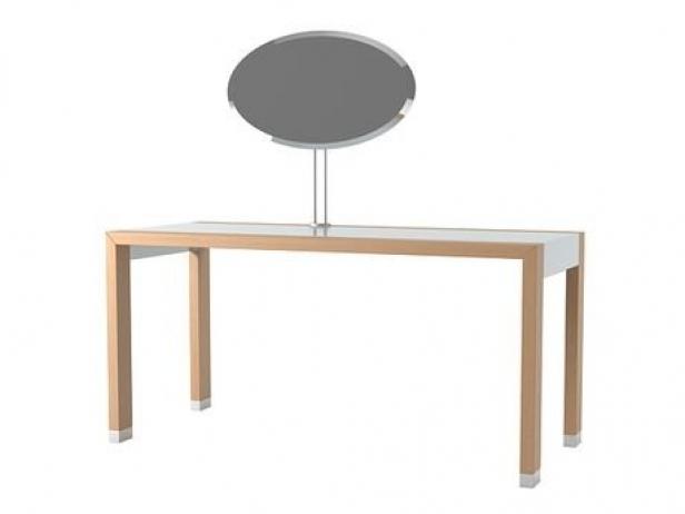 lumeo vanity modello 3d ligne roset. Black Bedroom Furniture Sets. Home Design Ideas