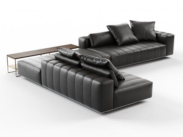 Freeman Corner Sofa System H 3