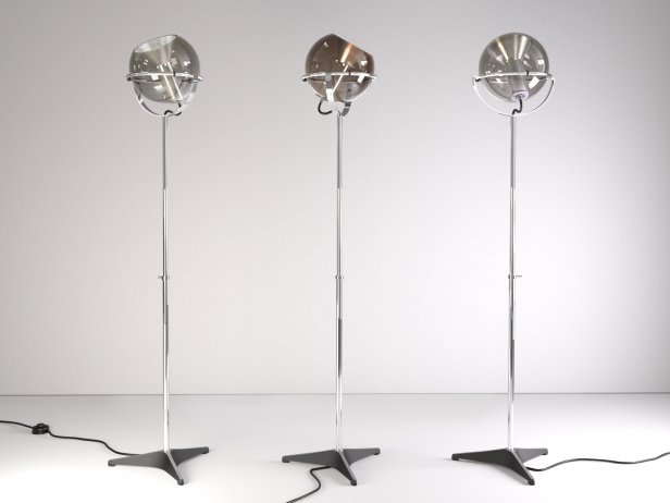 RAAK Two Globe Floor Lamp 3
