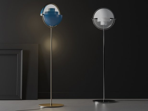 Multi-Lite Floor Lamp 3