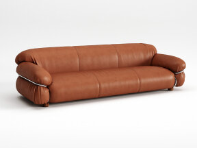 Frattini Sesann 3-Seater Sofa