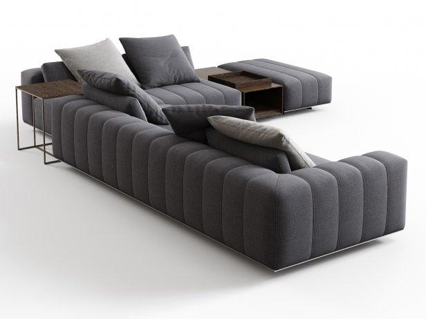 Freeman Corner Sofa System N 2