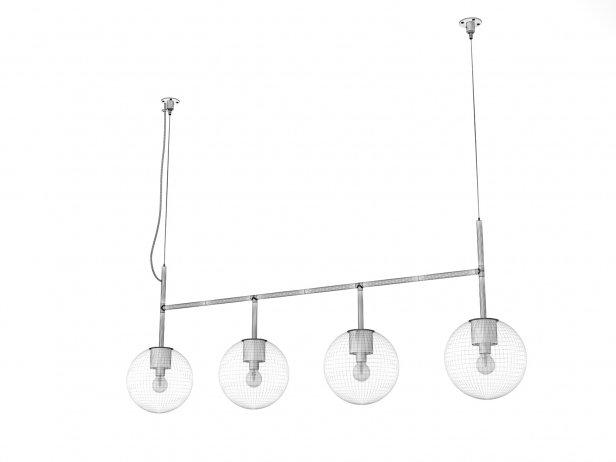 TR Bulb Suspension Lamp 3