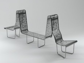 The Swiss Benches - The Philosopher