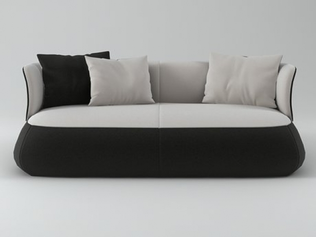 Fat sofa fs210 3d model b b italia - Sofa cama original ...