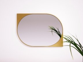 Cat Eye Wall Mirror