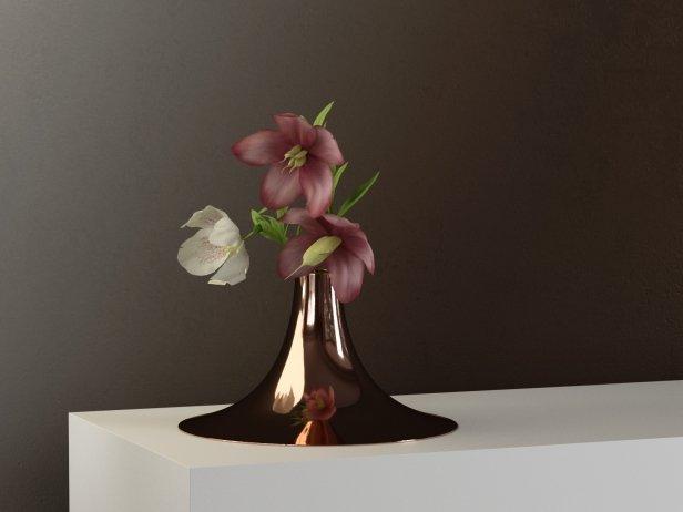 Kaschkasch Vase 4