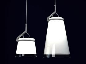 GlassGlass Pendant lamp