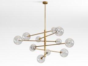 Argento L Pendant Lamp